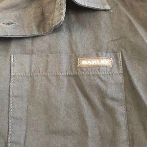 Oakley Shirts - Oakley Long Sleeve Button Down
